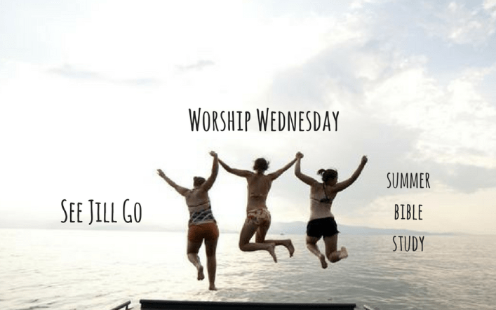 Wednesday Worship Dance Again