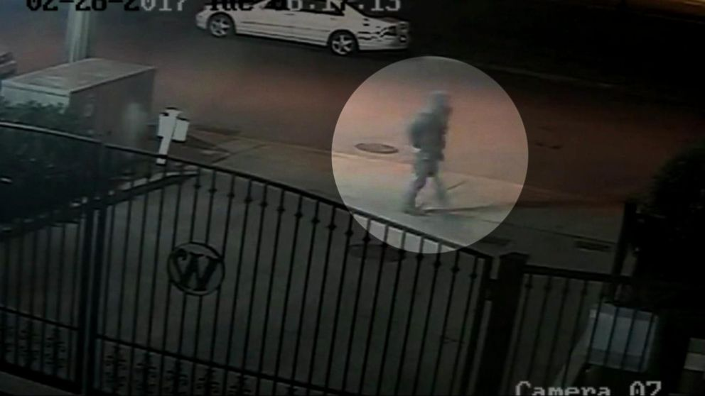 A Targeted Man