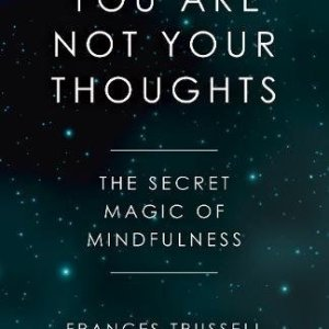 You are not your thoughts mindfulness book