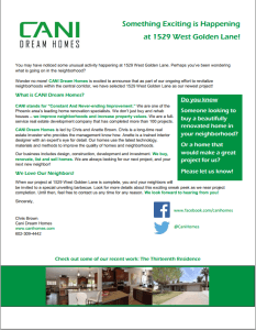Cani Dream Homes
