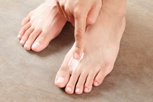 Say goodbye to fungal infections on the feet