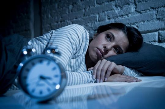 Lack of sleep prevents us from digesting our negative emotions