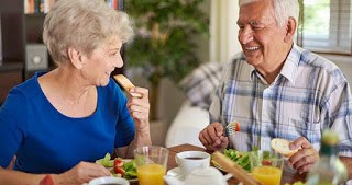 Healthy meal plans for elders in summer