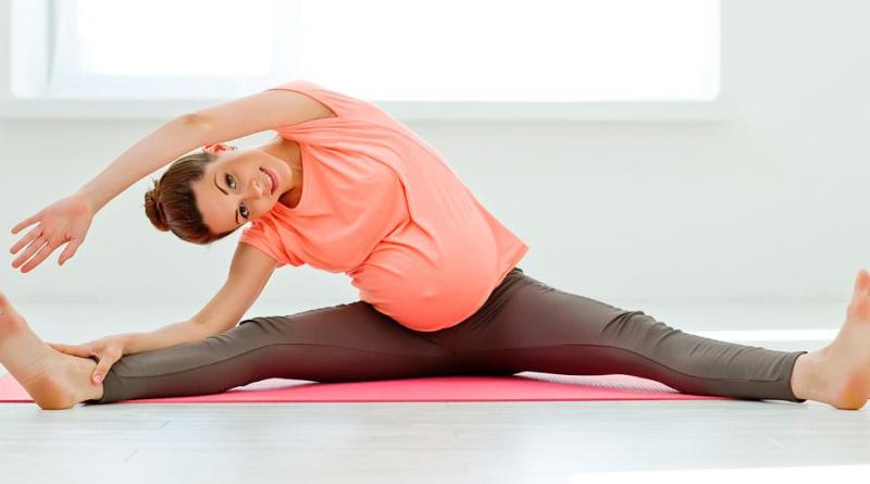 Exercising during the first weeks of pregnancy, specifically of moderate to vigorous intensity