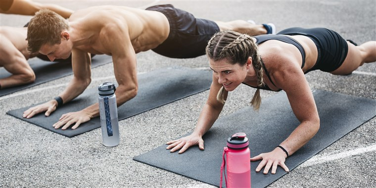 How to burn more calories according to the expert