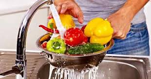 which foods you should never wash