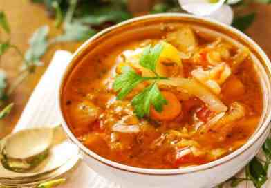 Fat Burning Soup in 7 Days