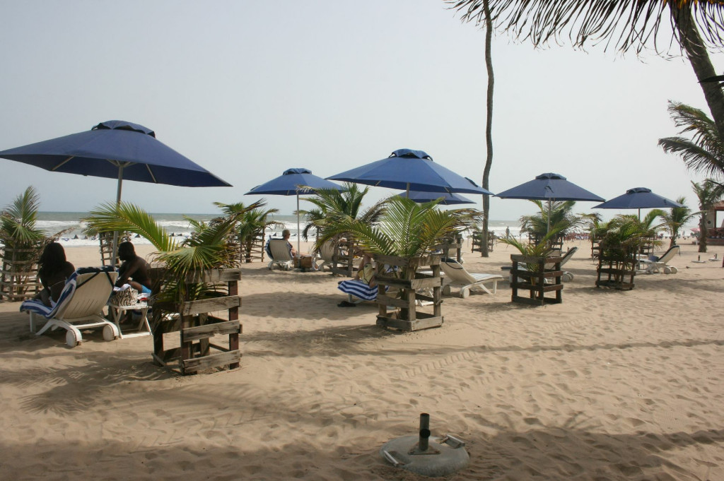 Labadi Beach (Photo Credit: seekghana.com)