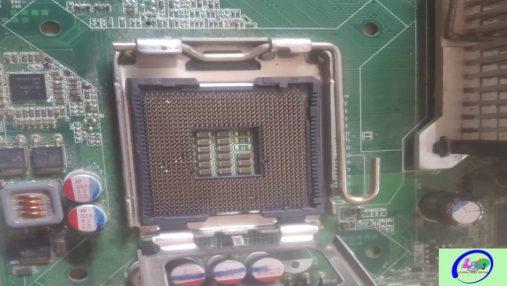 प्रोसेसर सॉकेट