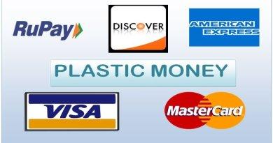 Plastic money क्या है?