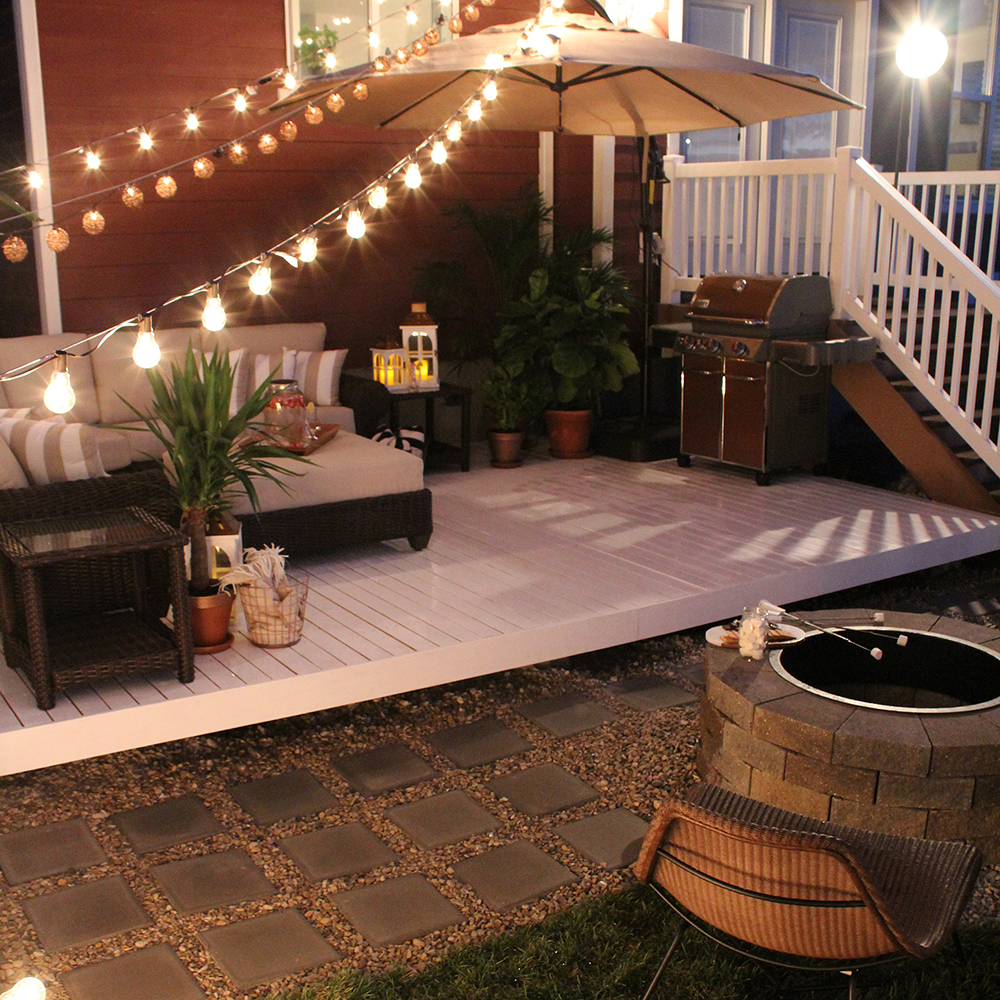 Backyard Transformation Before & After - Seeking Alexi DIY ... on Affordable Backyard Ideas id=99564