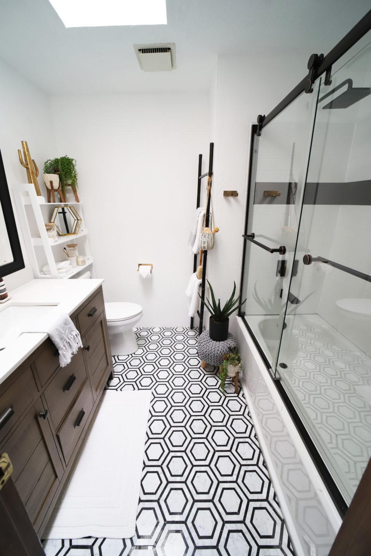 Epic Diy Bathroom Remodel Seeking, 70s Bathroom Remodel