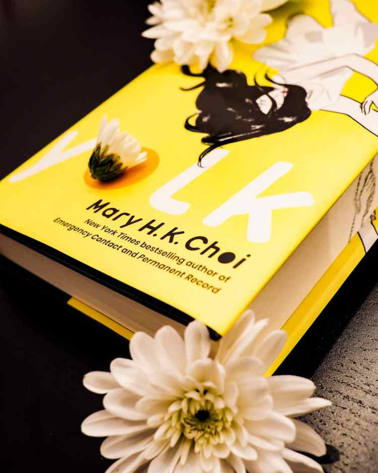 Yolk by Mary H.K. Choi | Book Review