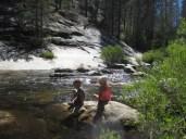 6-swimming at camp