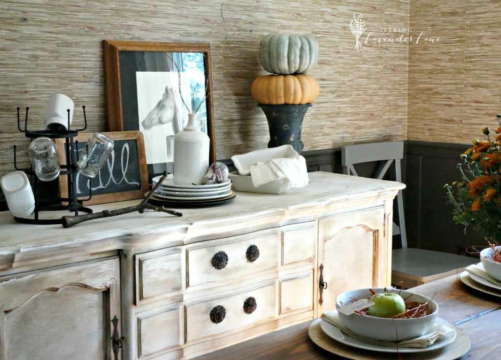 Fall Home Tour - Seeking Lavender Lane