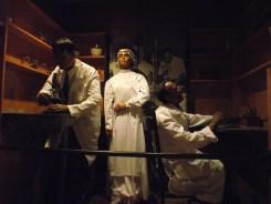 Blacks in Wax, Medical