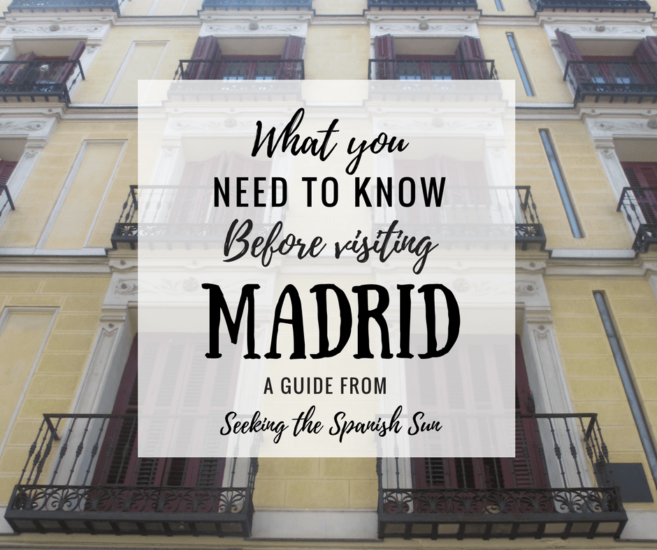FB - Need to know MADRID