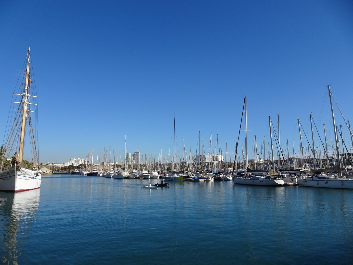 A weekend in Barcelona - Port Vell