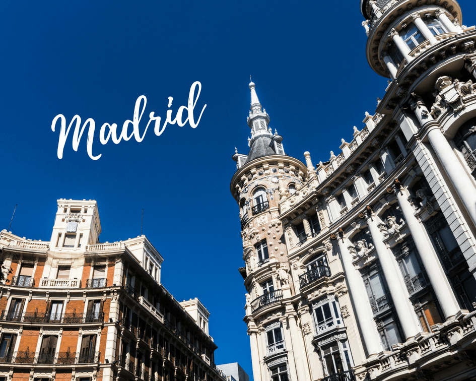 Best cities to visit in Spain - Madrid