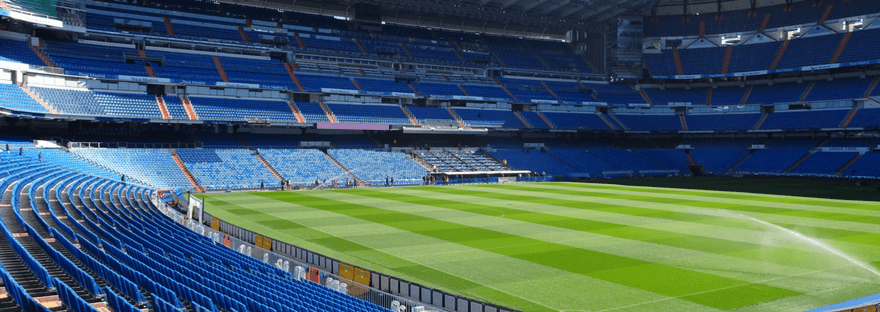 A tour of Real Madrid football club