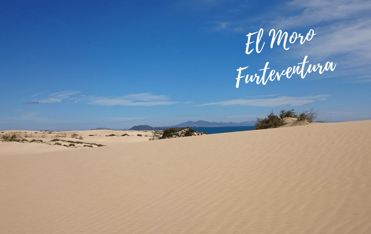 10 most beautiful beaches in Spain - El Moro