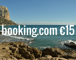 Booking.com dicount code