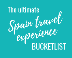 Untimate Spain bucket list