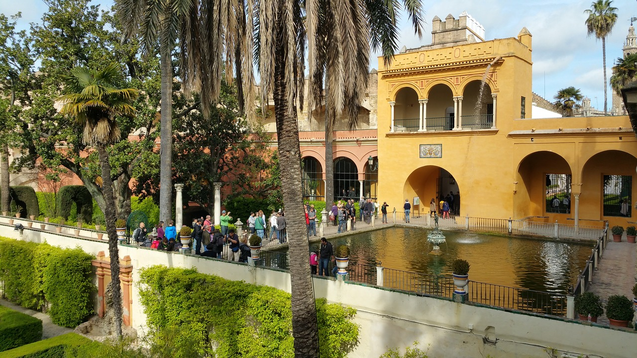 Visit the Alcazar in Seville