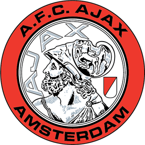 Afc Ajax Amsterdam 80 S Logo Vector Ai Free Download