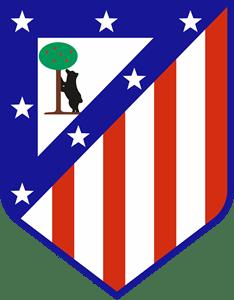 Atletico Madrid Logo Vector (.CDR) Free Download