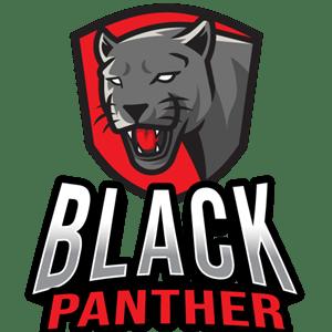 Black Panther Esport Logo Vector Ai Free Download