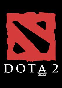DOTA 2 Logo Vector EPS Free Download