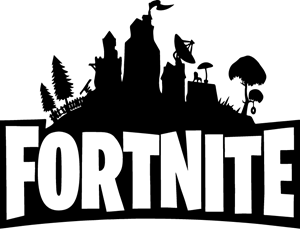 Fortnite Logo Vector Ai Free Download
