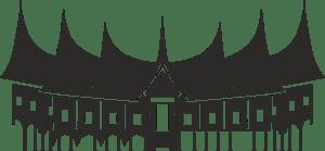 Rumah Gadang Padang Logo Vector Cdr Free Download