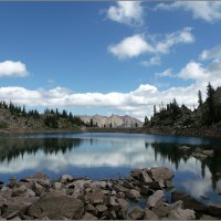 White Pine Lake...in August
