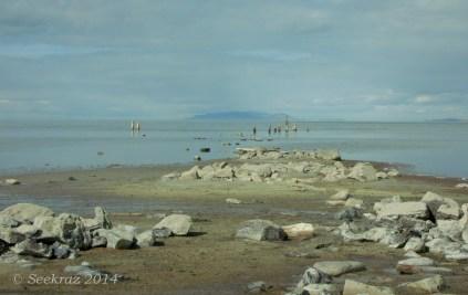 Black Rock Resort pier pilings 5