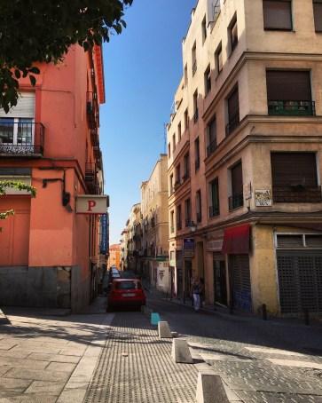 Madrid, August 2016