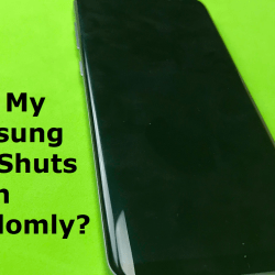 Samsung S10 keeps turning off