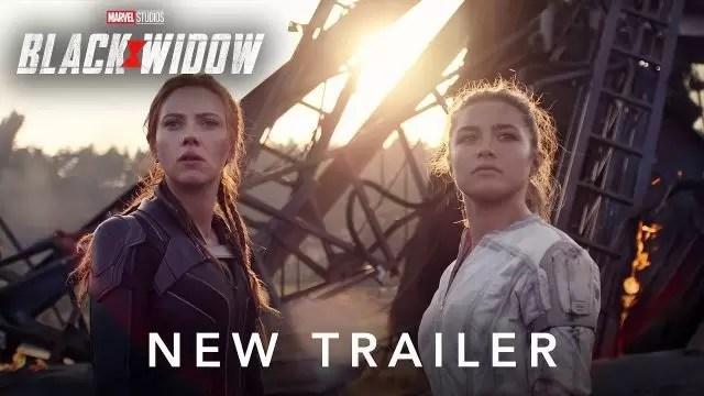 Black Widow (2020) Dual Audio {Hindi-English} Movie 480p   720p   1080p