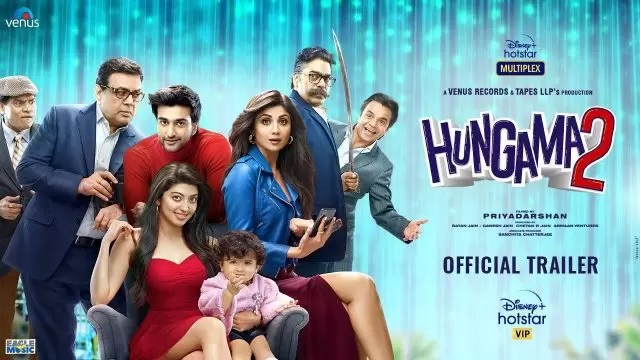 Hungama 2 Movie Download HD 720p Leaked