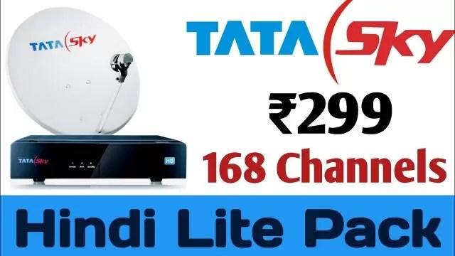 Tata Sky 299 Pack Channel List 2021