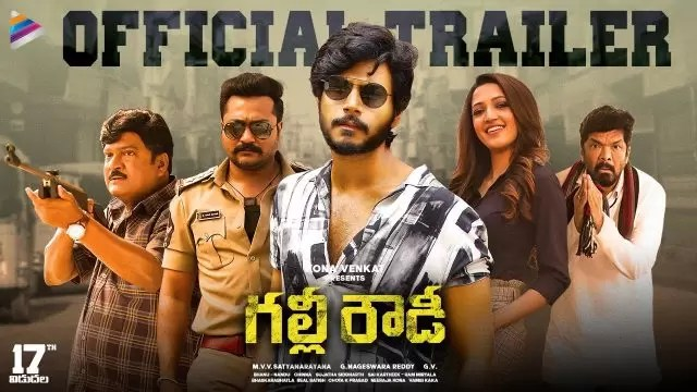 Gully Rowdy Movie Leaked for Download on Movierulz