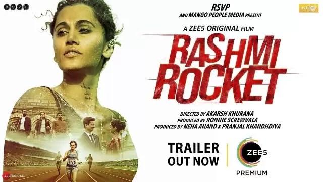 Rashmi Rocket 2021 Movie Download ZEE5 Leaked for Download Filmyzilla