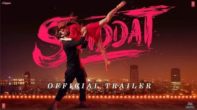 Shiddat Full Movie Download Leaked by Filmywap, Mp4Moviez