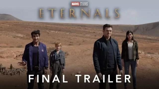 Eternals Hindi Dubbed Movie Download Filmyzilla