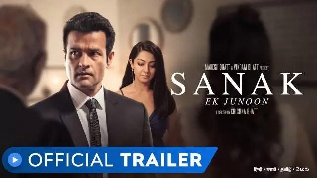 Sanak - Ek Junoon MX Player Full Web Series Download