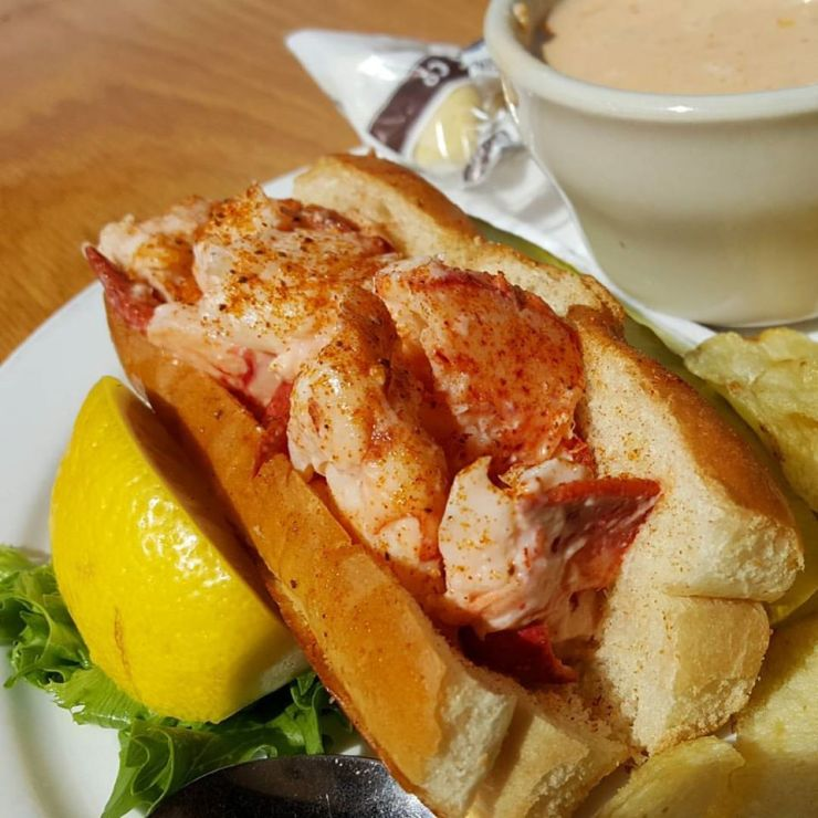 side street cafe lobstah