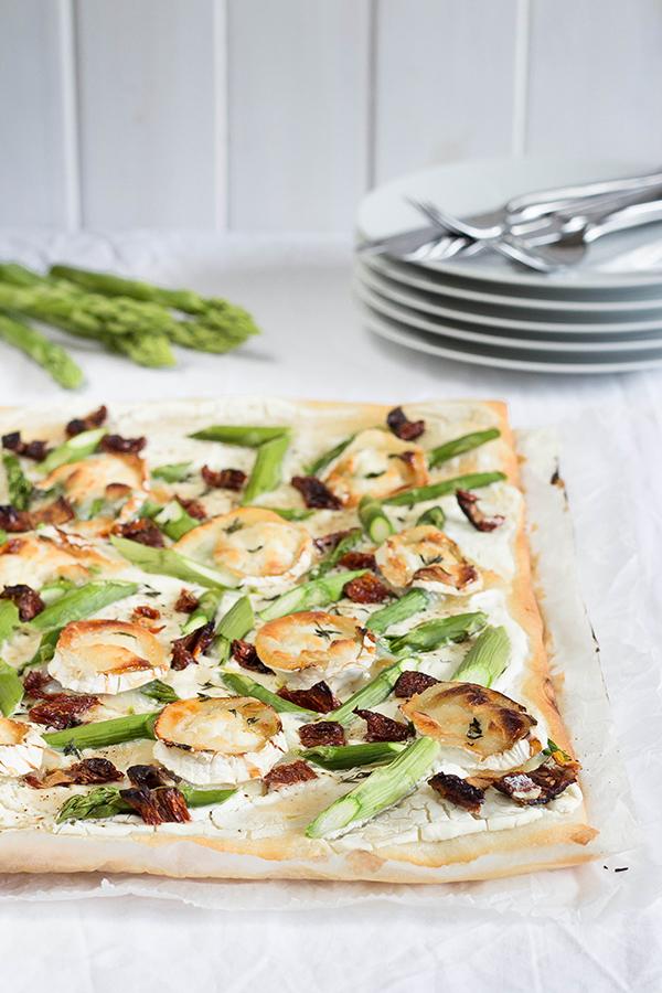 Pizza-Bianca-Spargel Ziegenkaese-11