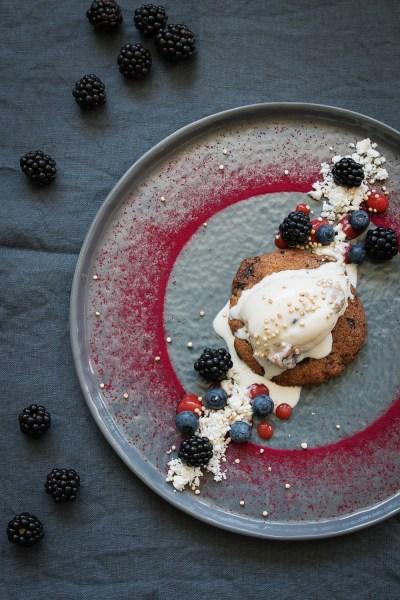 Cookie Dough Eis | Chocolate Chip Cookie | Haselnuss Streusel | seelenschmeichelei.de