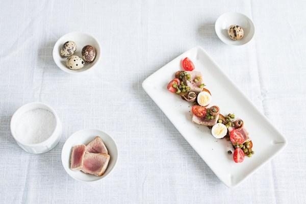 Salade Niçoise |seelenschmeichelei.de